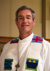 Pastor Scott Peterson
