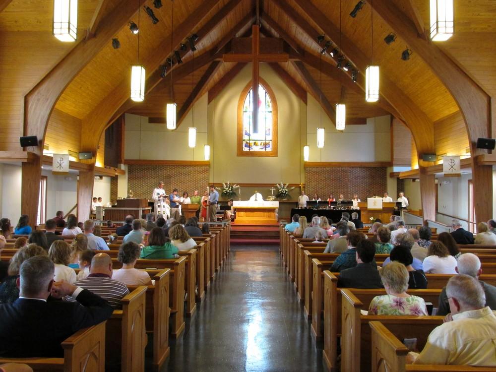 Worship Service: LBW Setting 1 w/LS