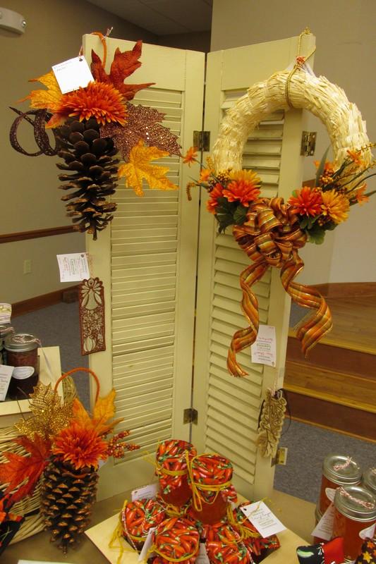Handmade Market Fall Crafts