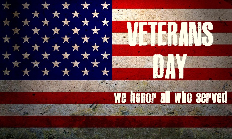 Veterans Day – Cancellations