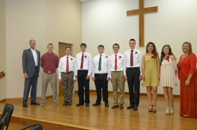 Baptism, Confirmation Highlight Pentecost Sunday