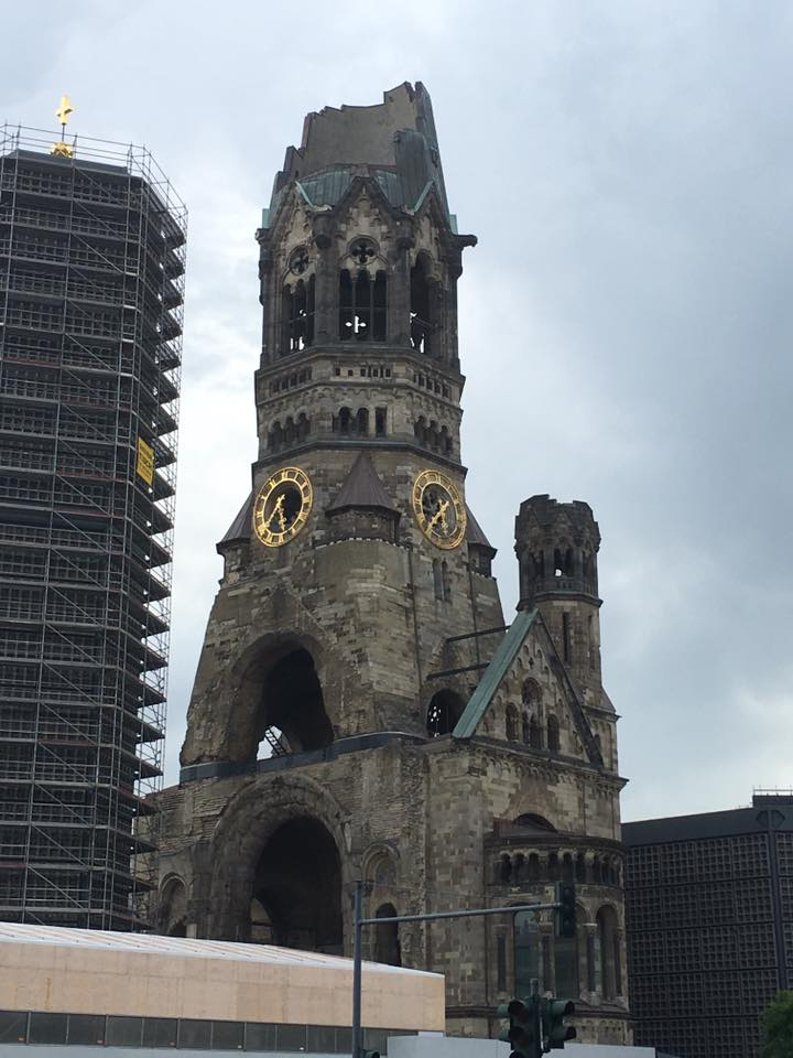 Kirche from WWII