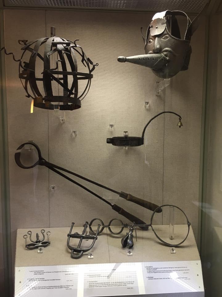Torture Museum - Veste Coburg