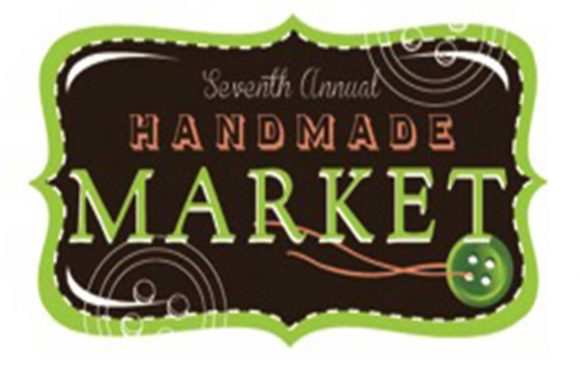 Handmade market button