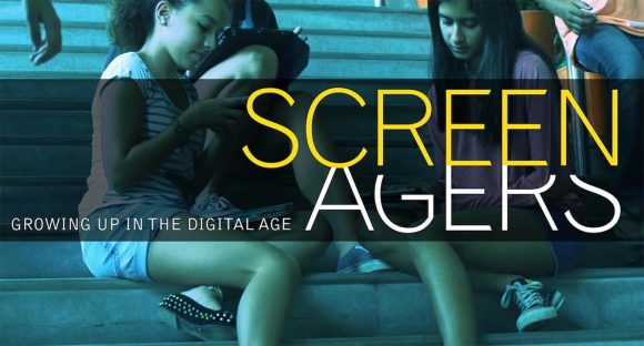 Screenagers slider