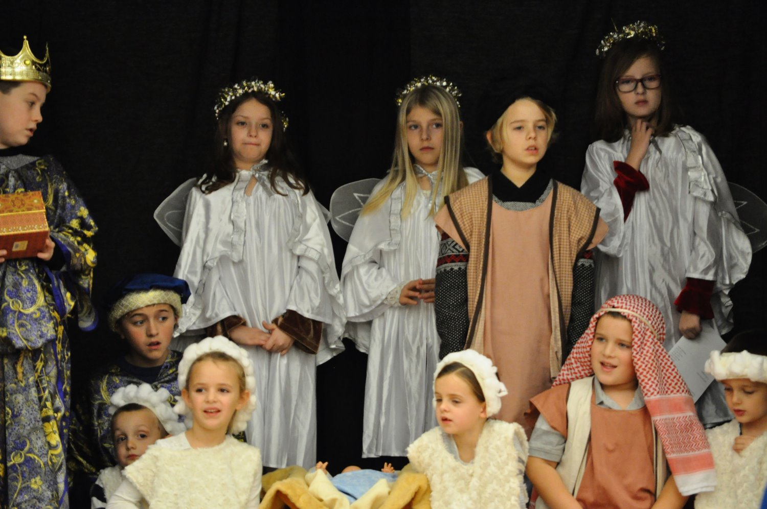 Children's Christmas Carol Program