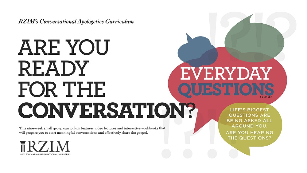 """Everyday Questions"" Video Study Begins Oct 8"
