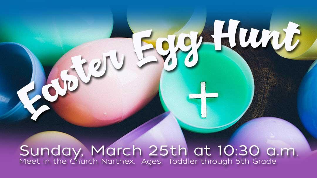 Easter Egg Hunt Photo