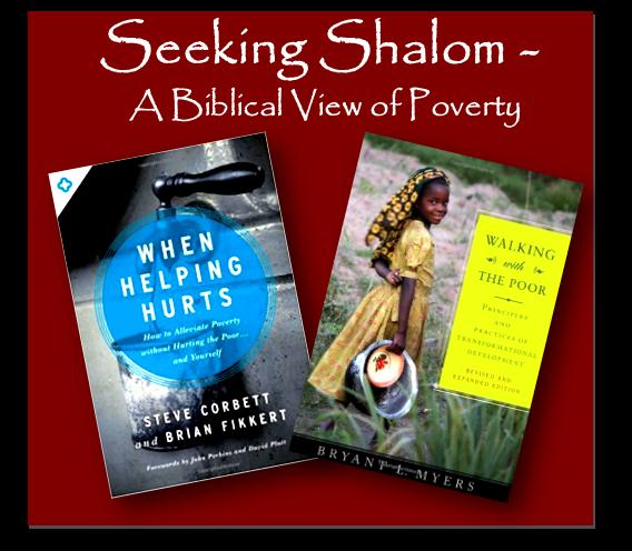 Seeking Shalom Class