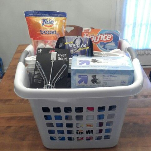 2018 Graduation Baskets