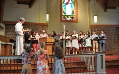 Pentecost Sunday – May 20, 2018