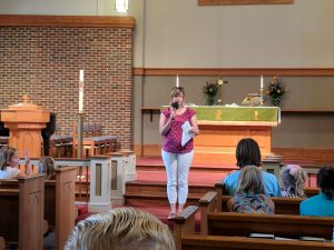 Rally Day 2018 – Back to Sunday School