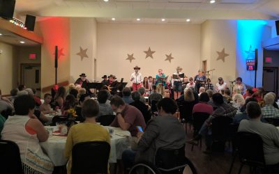 Dinner Theater Goes Country for LEAP Academy