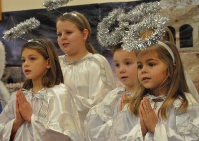Christmas Program - Angels