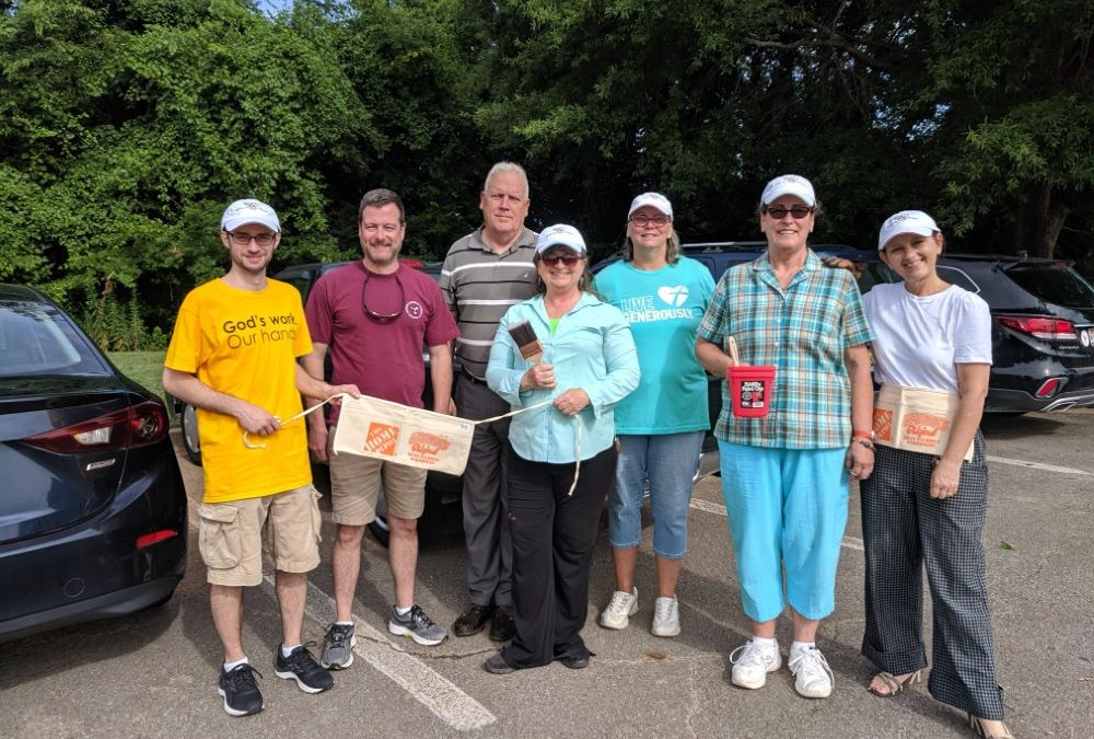 Threads of Relief Weave A Community Closer Together