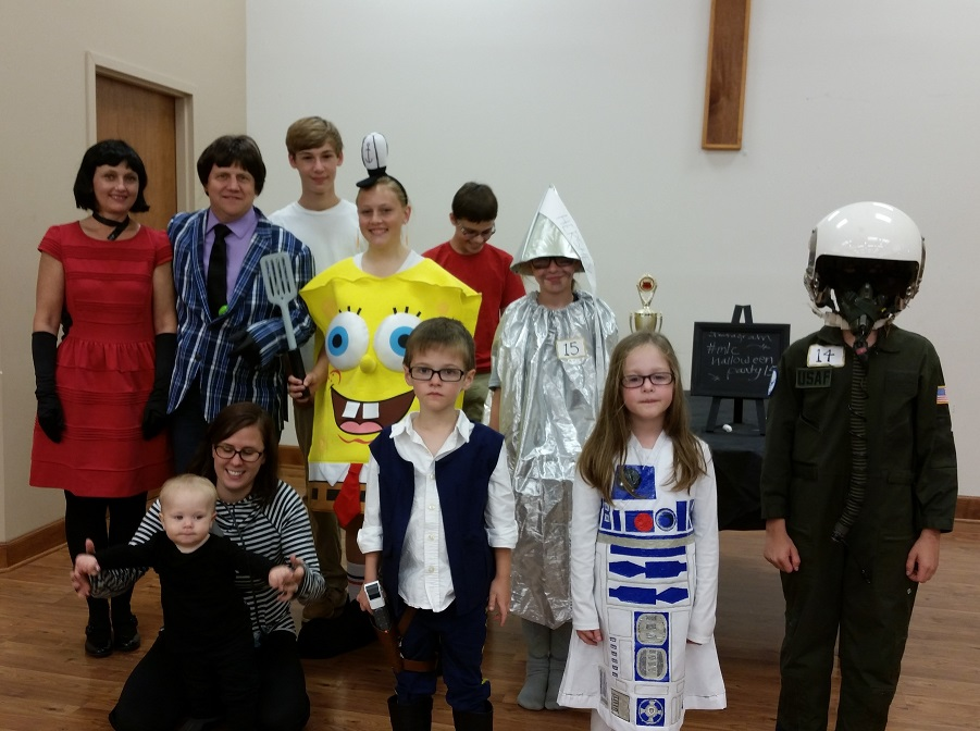 Costume Winners2015