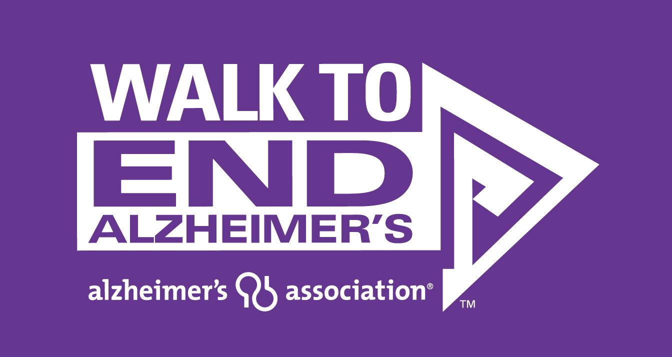 Walk to End ALZ Logo