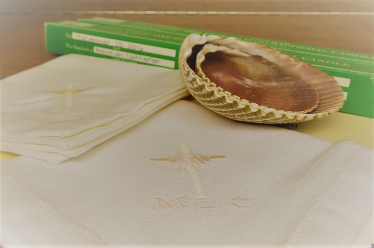 Baptism Shell