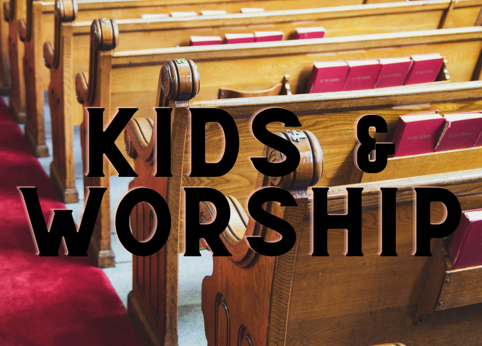 A guide for families returning to indoor worship.