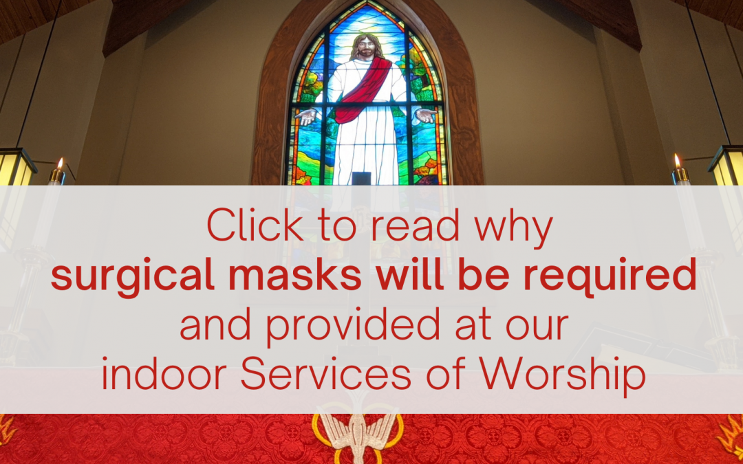 Surgical Mask Requirement Explained
