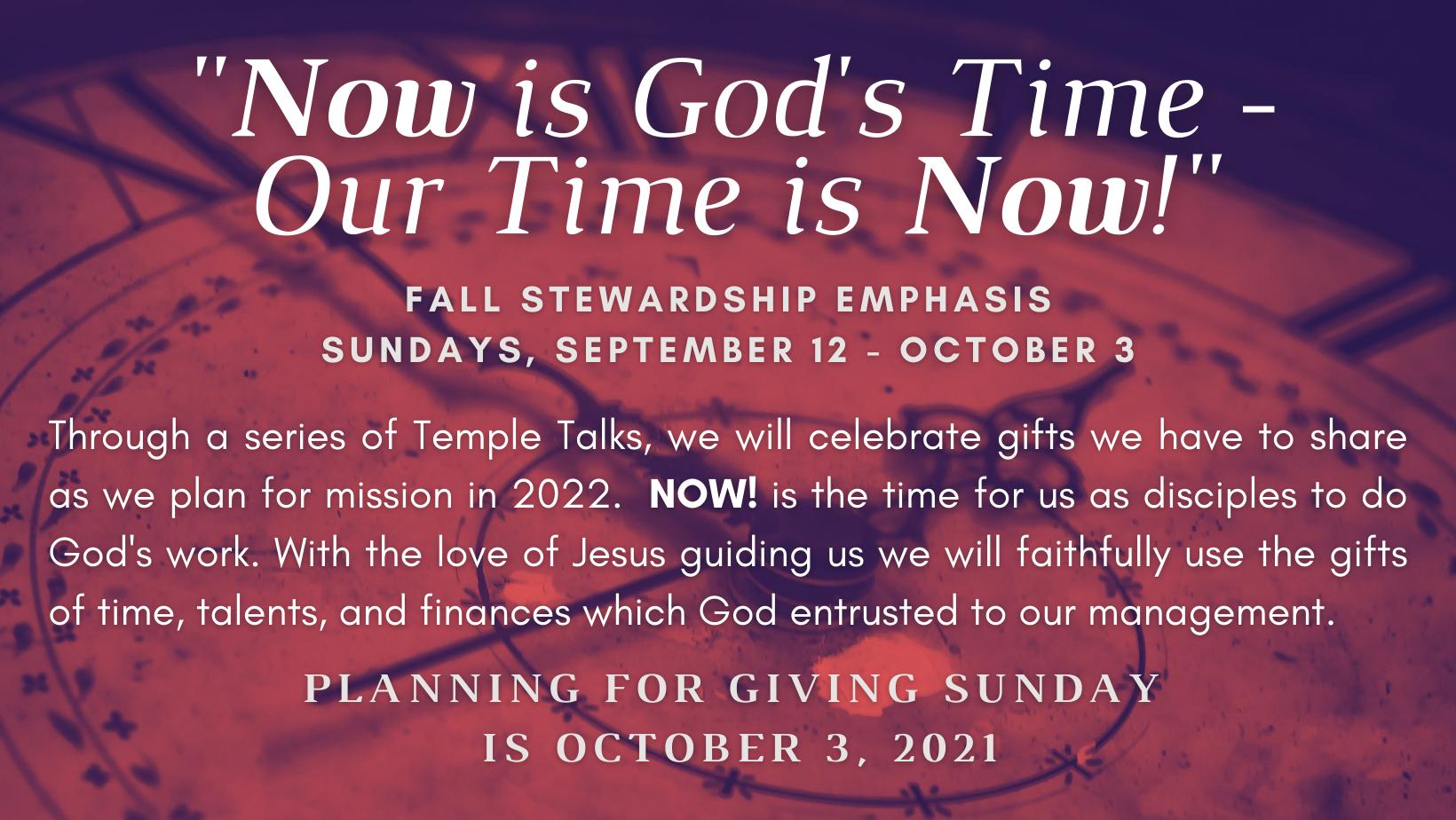 Stewardship Graphic